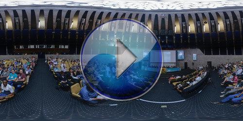 Cerimônia de Abertura do CONSEGI 2013 em 360º
