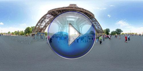 Torre Eiffel 360º