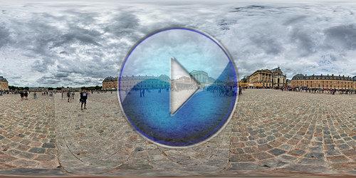 Entrada Versailles 360º