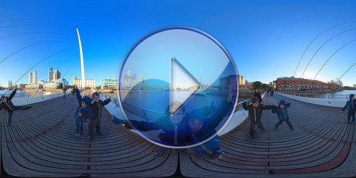 Puente de la Mujer 360°