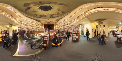 Tour Virtual Livraria El Ateneo