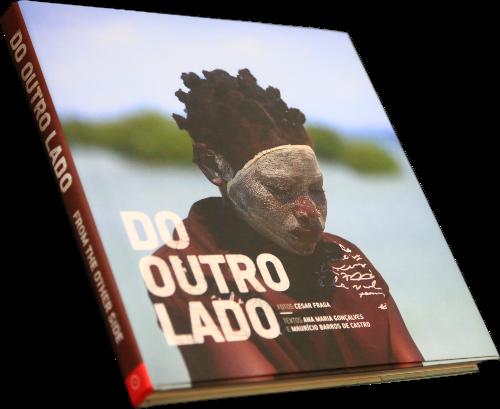 """Livro """"Do Outro Lado"""", de Cesar Fraga e Maurício de Castro"""
