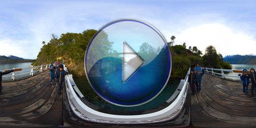 Rio Correntoso em 360°