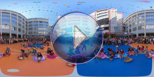 Festa Junina CSA 2014 em 360°