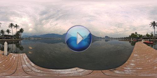 Lagoa Rodrigo de Freitas 360°