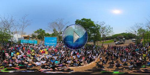 Latinoware 2014 - Foto Oficial 360°
