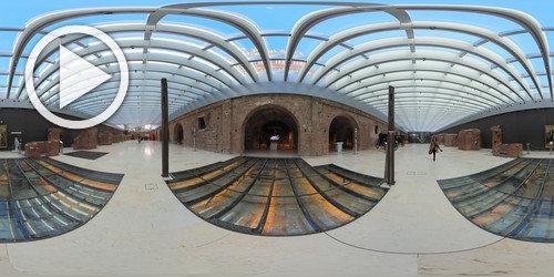 Museu Bicentenário em 360°