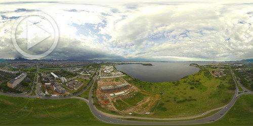 Aérea Ilha do Fundão 360°