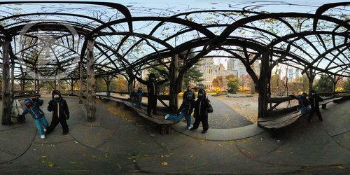 Cabana no Central Park