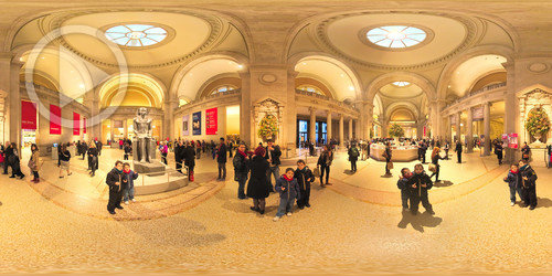 MetMuseum - Great Hall - 360°