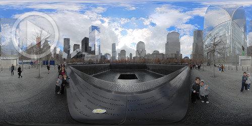 Foto 360° no Marco Zero - NY