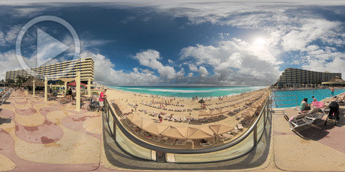 Piscina Crown Paradise 360°