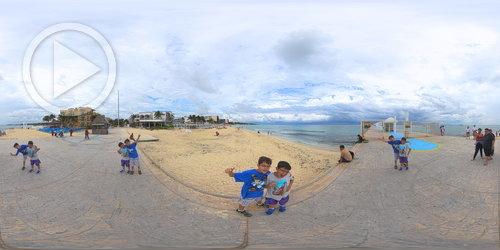 Playa del Carmen em 360°