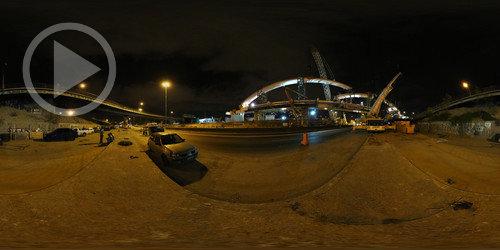 Ponte Estaiada Transcarioca 360°
