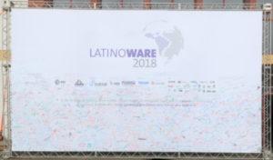 Painel Assinaturas Latinoware 2018