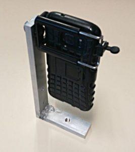 Cabeça de tripé panorâmica para celular