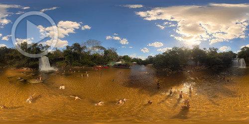 Cachoeira do Itapecuru em 360° 2017